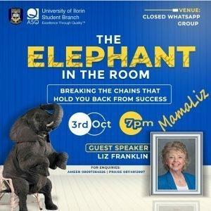 Nigeria Elephant in the Room Speech Ad